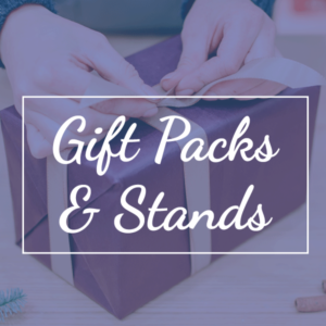 Gift Packs and Stands