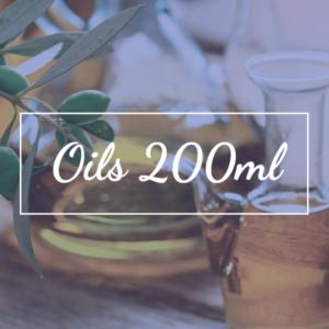 Oils 200ml
