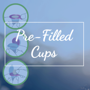 Pre-Filled Cups